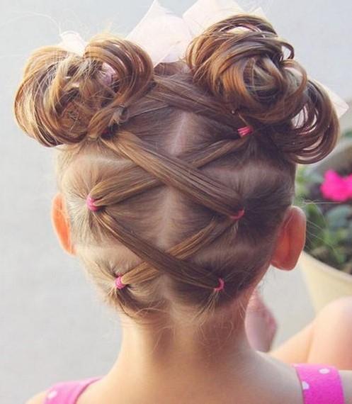 Kids Hair Style Top 5 Beautiful Kids Girl Hairstyle 2020 Com