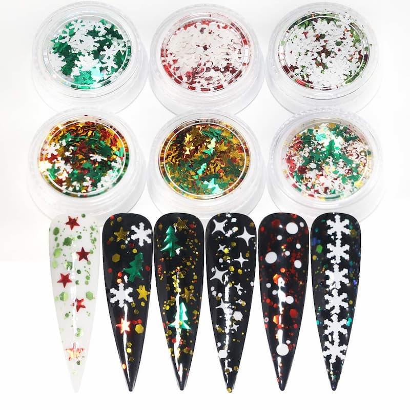 simple christmas nail, easy christmas nails, easy christmas nail designs, simple holiday nails, simple xmas nails, simple christmas acrylic nails, simple christmas nail ideas, cute simple christmas nails, simple nails for Christmas, easy xmas nail art