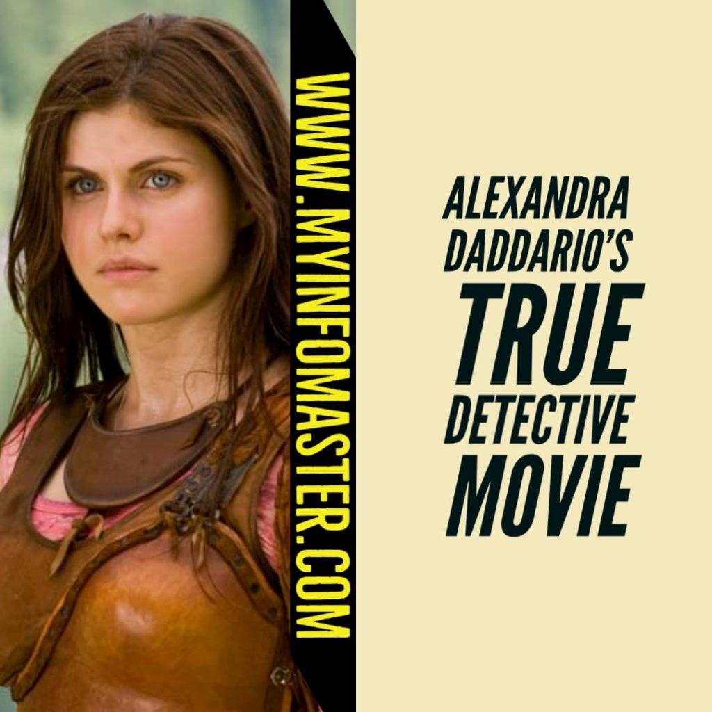 Alexandra Daddario Fickt In True Detective