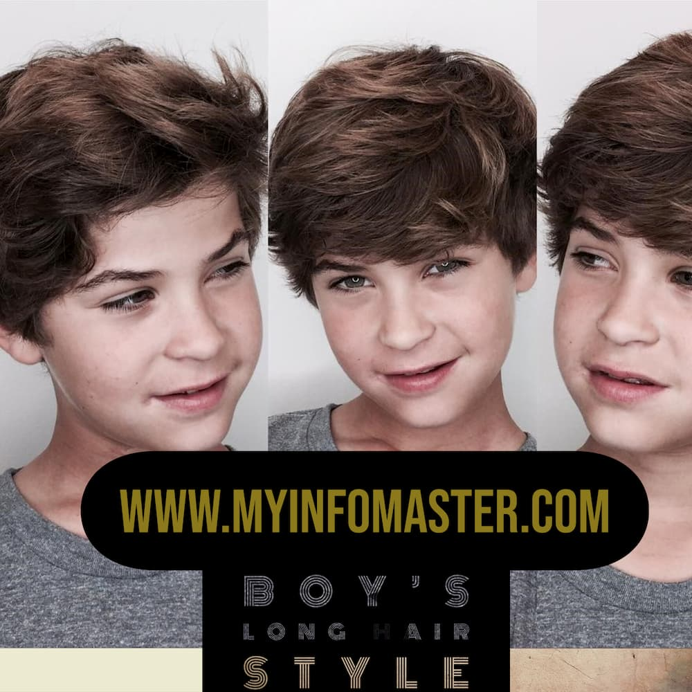 Top 10 Boy S Hair Style For 2020 Myinfomaster Info Master News