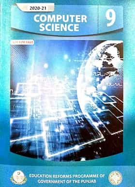 9th class computer science book news course 2020-min