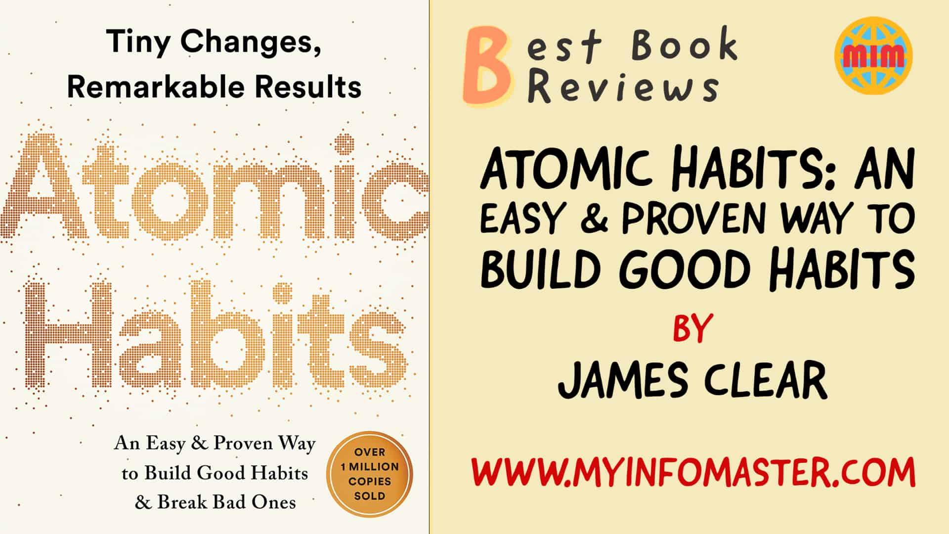 Atomic Habits, Atomic Habits An Easy & Proven, atomic habits book, best books, health and fitness books, health improvement, James Clear, James clear atomic habits, Way to Build Good Habits by James Clear